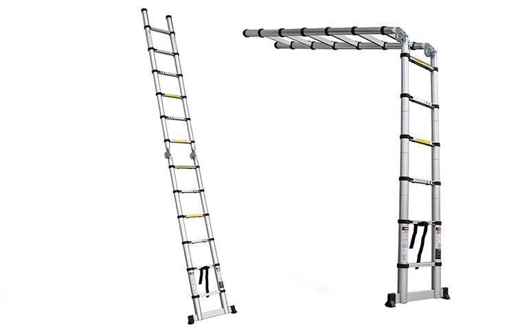 סולם טלסקופי
